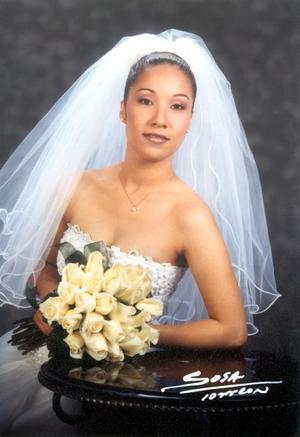 Lic. Yésika Ramírez Ortíz contrajo matrimonio con el Lic. Rogelio Garza Muñoz