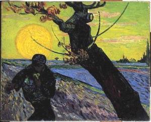 En 'El museo de Amsterdam', en el que se conservan más de mil pinturas, dibujos y cartas de Van Gogh, se exhiben alrededor de cincuenta destacadas obras de este artista junto con 150 piezas de los creadores que más admiró como Rembrandt, Rubens, Ruisdael, Van Ostade, Hubert von Herkomer, Jean Leon Geronme, Degas, Corot, Millet, Delacroix, Toulouse-Lautrec, Bernard, Monet, Signac, Seurat o Gauguin