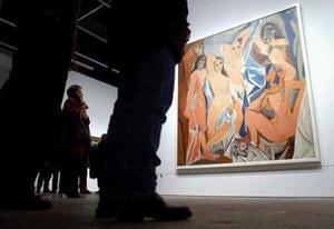 La muestra de los retratos de Picasso, en 1996, fue visitada por 500.000 personas, el mismo número que asistió a Matisse-Picasso en el Tate de Londres el año pasado