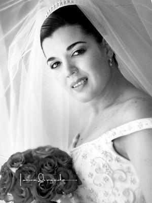 Lic. Graciela Alejandra Albéniz Aguirre unió su vida a la del Lic. José Emmanuel López Romo  el 15 de febrero de 2003