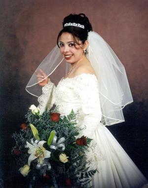 Srita. Martha Cecilia Rivera unió su vida a la del Sr. Antonio Aguilera González el 31 de diciembre de 2002