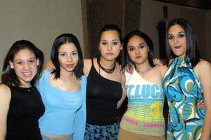 Baile de Gala de candidatas a reina del Tec de Monterrey