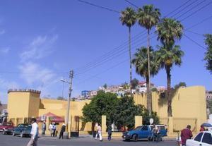 El Museo del Torreón se ubica en pleno corazón del Mercado Alianza, en donde inicia la avenida Juárez