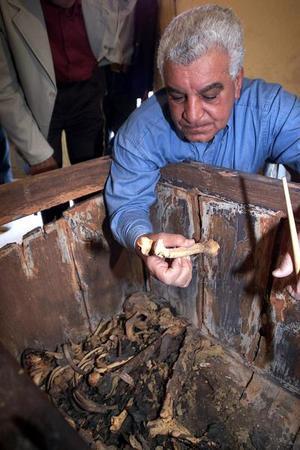 Los métodos utilizados entre 1567 y 1200 antes de Cristo eram los más efectivos para preservar cadáveres, como los restos de Ramsés II, que actualmente se exhiben en el Museo de Egipto