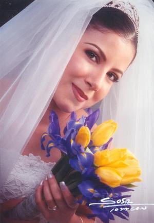 L.A.E. Bárbara Edith Santos Hernández unió su vida en ceremonia religiosa a la del L.A.E. Jorge Alberto Moreno Castro