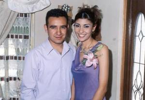 Daniel Rauda y Laura Torres Olivares.