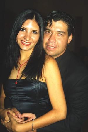 Abril García O. y Mauricio Guizar.