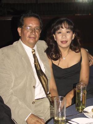 Enrique Guerrero e Isalda de Guerrero