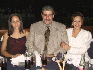 Martha Alicia Bustos, Rodolfo Bustos y Martha de Bustos