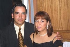 Enrique González y Gloria de González.