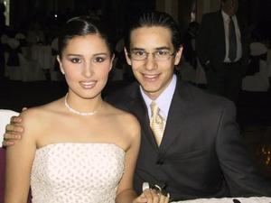 Analía Ayup y Alberto Cuerda