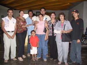 Alejandro Perales viajó a Mérida para tratar asuntos de trabajo ferroviario, lo despidieron las familias Perales Juárez y Gómez Carrillo.