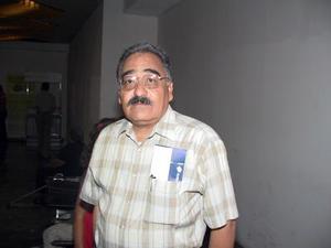Para tratar asuntos de la industria de la costrucción, se trasladó a Toluca, Refugio Salgado Mireles.