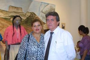 Maru Herrera y Jesús Quiroz.
