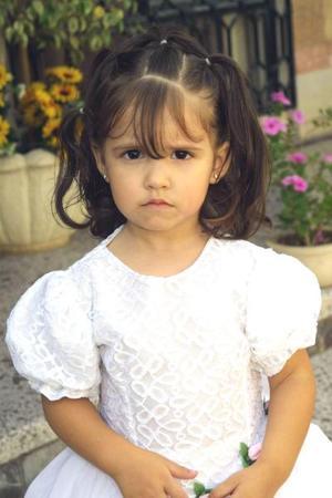 Ana Isabel Arredondo Pérez festejó su tercer cumpleaños en días pasados, es hija de Hugo Alberto y Mónica Isabel Arredondo.