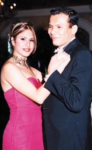 Verónica Rocío y Gustavo Woo Ávila.