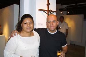 Gerardo Zúñiga y Martha Érika reyes Hernández.