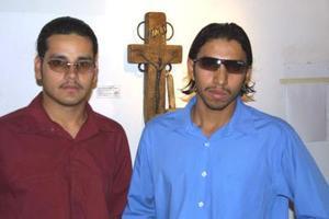 Jesús Armando Orozco Rodríguez y Jesús Rodríguez Huerta.