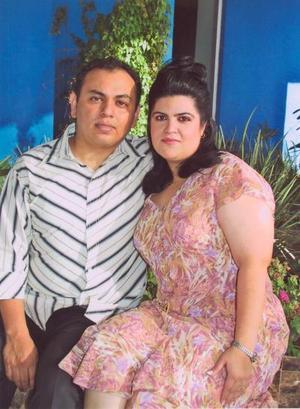 Víctor López Martínez y Alina Tirado Maldonado
