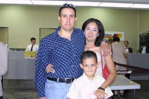 A San Francisco, Cal., viajó la familia Muñoz Ayala para disfrutar un paseo