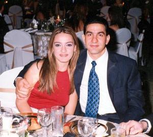 Marlene y Salomón Issa Tafich captados recientemente.
