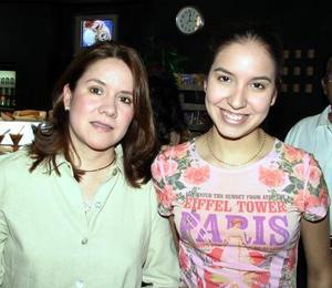 Sofía Rodríguez y Lucy Rivera viajaron a  Guadalajara, donde vacacionarán.