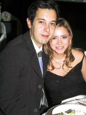 Federico Reyes Cantú y Queta Reyes Franco.