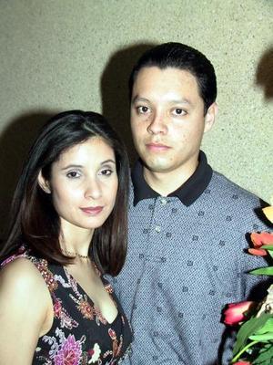 José Luis Acosta y Rosa Sosa Lugo.