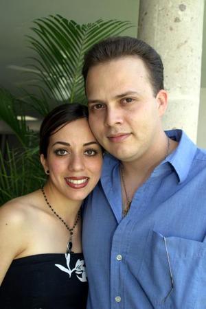Ana Tere García Martínez y Luis Torres Arenal