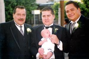Donald Ramos, Donaldo Ramos Todd y Daniel Ramos Todd.