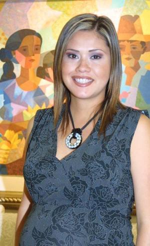 Una fiesta de canastilla le ofrecieron a Massiel Manzanera de Anaya, preparada por su suegra Elena Kessler de Anaya