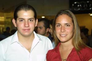 Rodrigo Herrera y Pili Sánchez