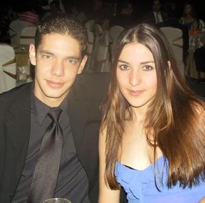 Alejandro Jáuregui y Marcela Muñoz.