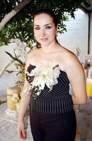 Con una despedida de soltera festejaron a Margarita Silveyra Ponce ofrecda por Silvia Sugasti de Silveyra.
