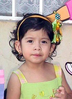 Fátima Castruita Morales fue festejada por su segundo cumpleaños con un convivio organizado por su mamá Emilai Morales.