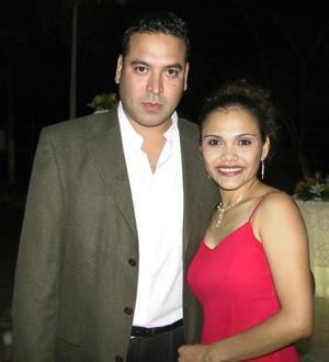 José Hernández y Julieta Arriaga.