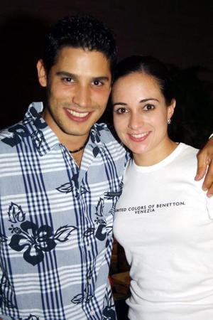 Fernando González y Lucila Hernández.