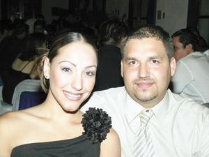 <b>05 agosto</b> <p> Cecilia Flores y Ricardo Miranda