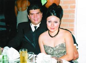 Jaime Favela y Ana Lilia Torres.