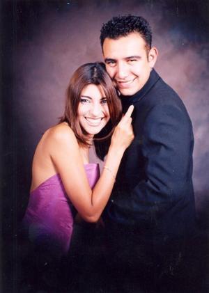 Laura Eunice Torres y Jesús Daniel Rauda Aranda contrajeron matrimonio recientemente.