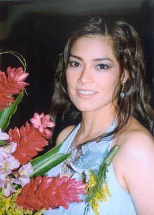 Brenda Román Flores se casará en fecha próxima con Óscar Ortiz Saborit.