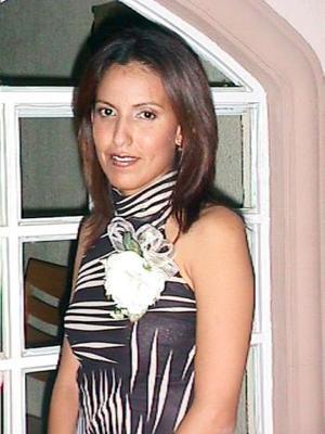 Una despedida de soltera bíblica ofrecieron a Vicky Rodríguez Frías, con motivo de su próxima boda.