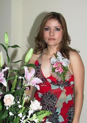 <b>10 al 11 agosto</b> <p> Una primera despedida de soltera le ofrecieron a Mónica Miramontes
