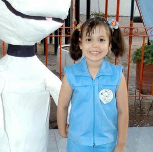 La niña Jocelyn Rodríguez de la Cruz se celebró su sexto aniversario de vida con una fiesta.