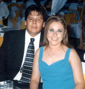 Pedro Acevedo e Hypatía Muñoz.