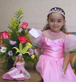 Elexa Nuñez celebró su quinto aniversario de vida con un convivio ofrecido por sus papás Hugo Nuñez y Alejandra Ruiz de Núñez.