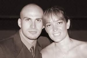 <b> 12 de agosto <b> <p> Daniel Nora y Paulina Dibildox.