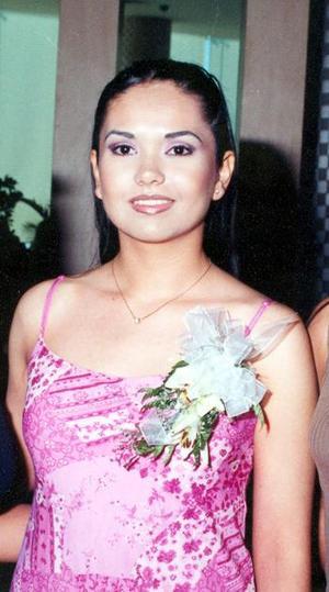<b>15 de agosto</b> <p> Verónica Rivera Bañuelos en su primera despedida de soltera, ella se casará con José Emilio Olague Salinas.