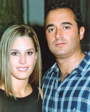 Astrid Alatorre Serna y Guillermo Arena Barroso.