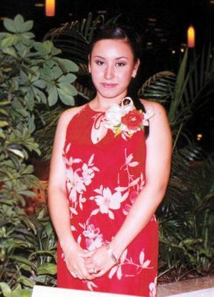 Elba Edith Ramírez Cárdenas en su primera despedida de soltera, ella se casará con Jonatan Valenzuela Sánchez el 23 de agosto.